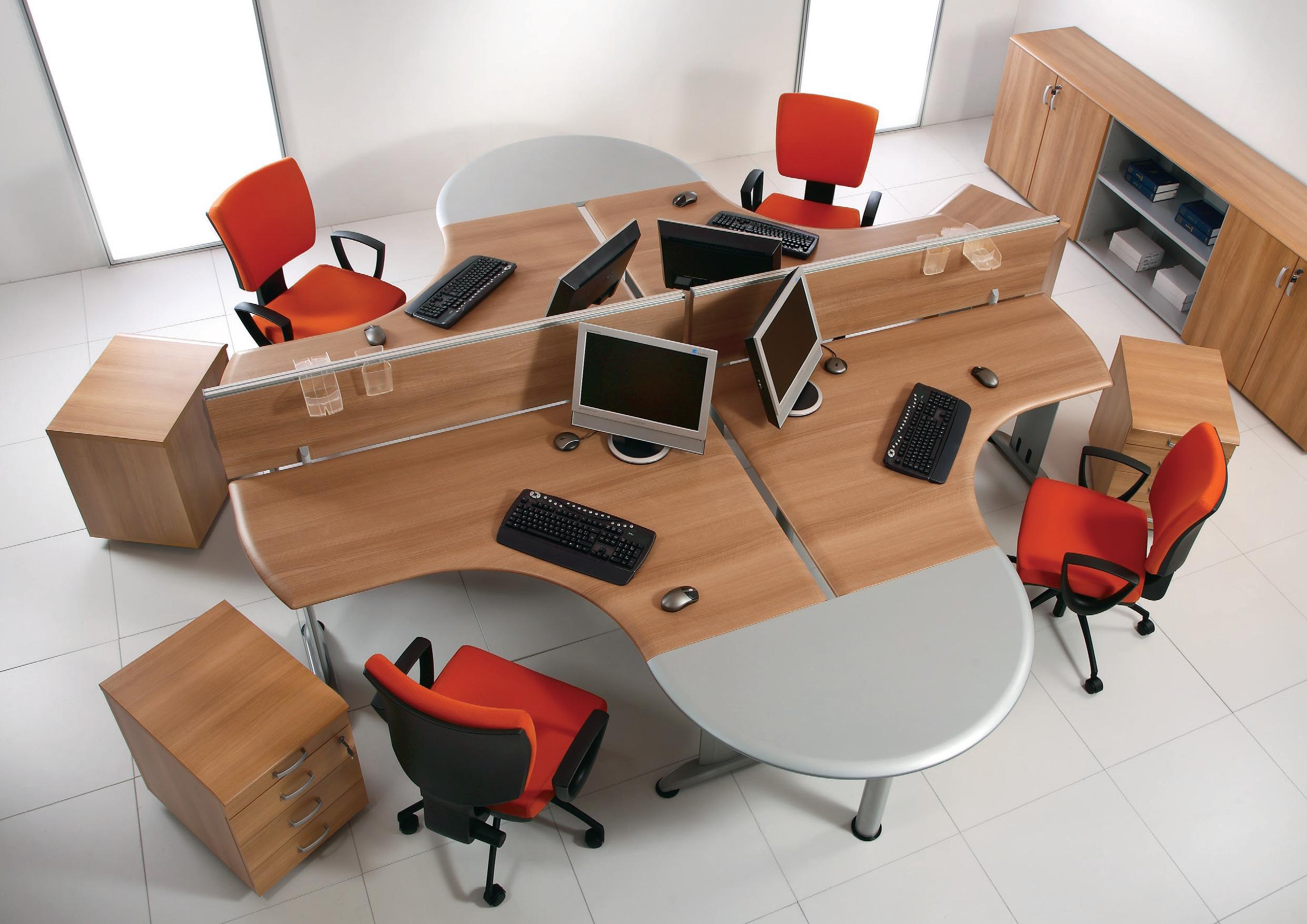Mobili per ufficio concessionario olivetti roma for Scrivanie mobili